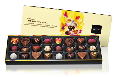 The Sleekster All About Mum Selection - Hotel Chocolat ~ Fingers crossed for this.