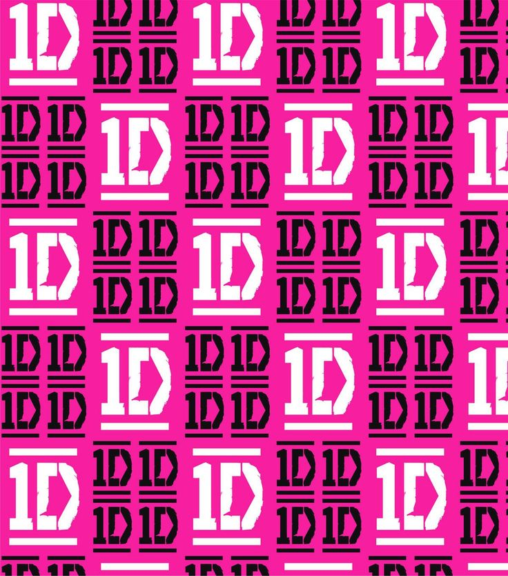 One Direction Checkered Logo Flannel >>> MY MOM MADE ME A PILLOW CASE WITH THIS