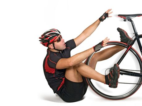 how to stay safe on a bike