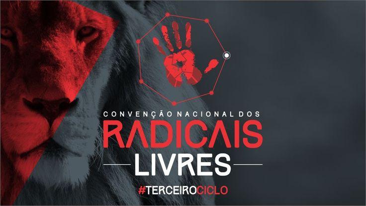 Convenção Nacional dos Radicais Livres 2016 - Laura Souguellis - Pr. Nao...