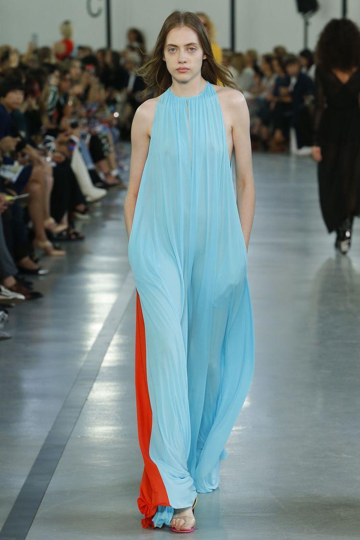 Emilio Pucci Spring 2017 Ready-to-Wear Fashion Show - Odette Pavlova