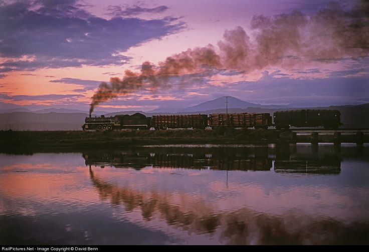 RailPictures.Net Photo: Class 19B No 1412 South African Railways Steam 4-8-2 at Sedgefield, South Africa by David Benn