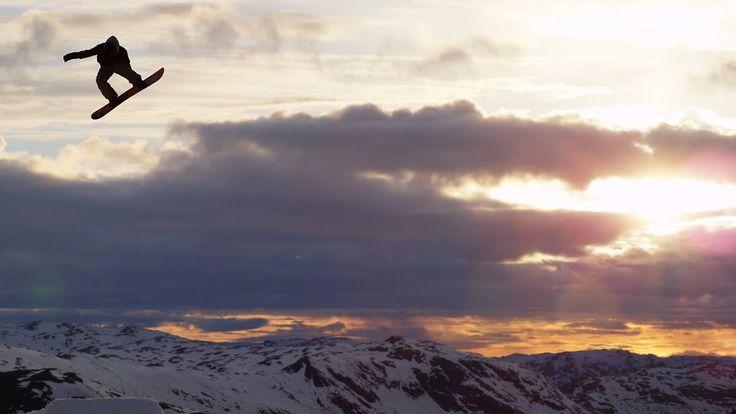 Hemsedal – Snowboarding: For Me
