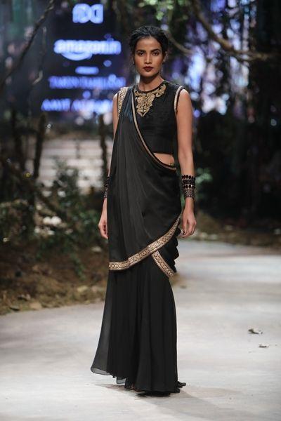 Tarun Tahiliani  - Amazon India Fashion Week - Autumn Winter 17 - 8