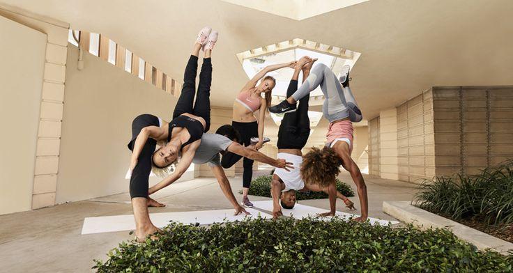 Cómo practicar yoga con Nike (en cualquier momento del día y desde cualquier lugar)... ¿Ya conocen Nike+ Training Club?