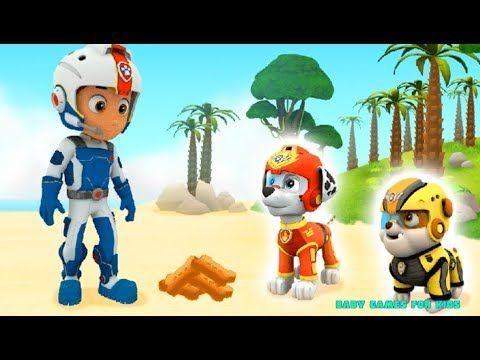 Rusty rivets bits on the fritz learning for kids By nick jr Game