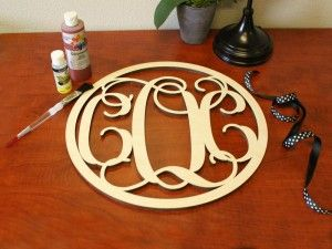 Buy wooden unpainted monograms here!