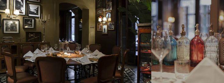 Argentinian Restaurant / El Porteno / Milano