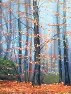 Johanniskraut von pastellmalerei at artists.de - Künstler, Kunst und Kunstwerke