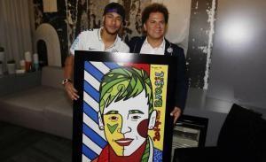 Britto's Neymar