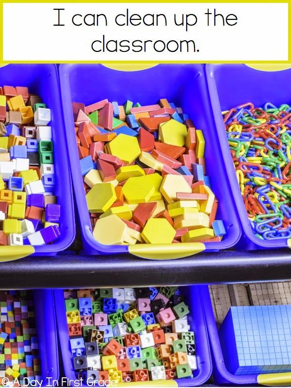 Setting Up Procedures At The Beginning Of The School Year. Entire pack is for FREE...AMAZING resource from A Day In First Grade