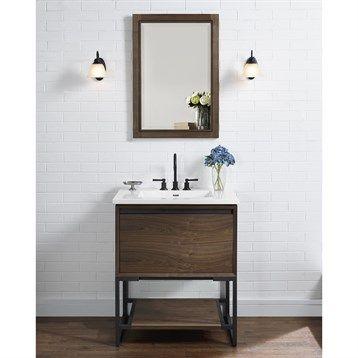 77 best bathroom vanities images on Pinterest | Bath vanities ... Fairmont Designs Bathroom Vanity E A on