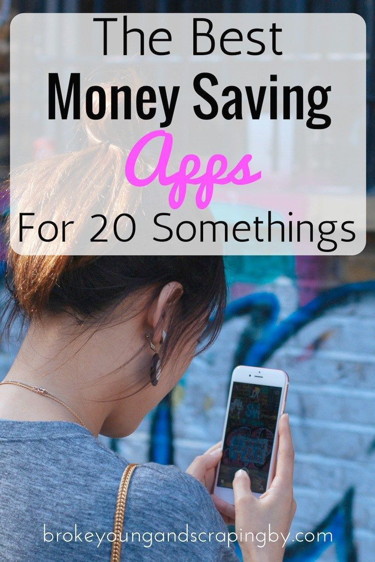 Are you a 20 something that's pretty much dirt broke? Well I've got some money saving apps to change all of that!