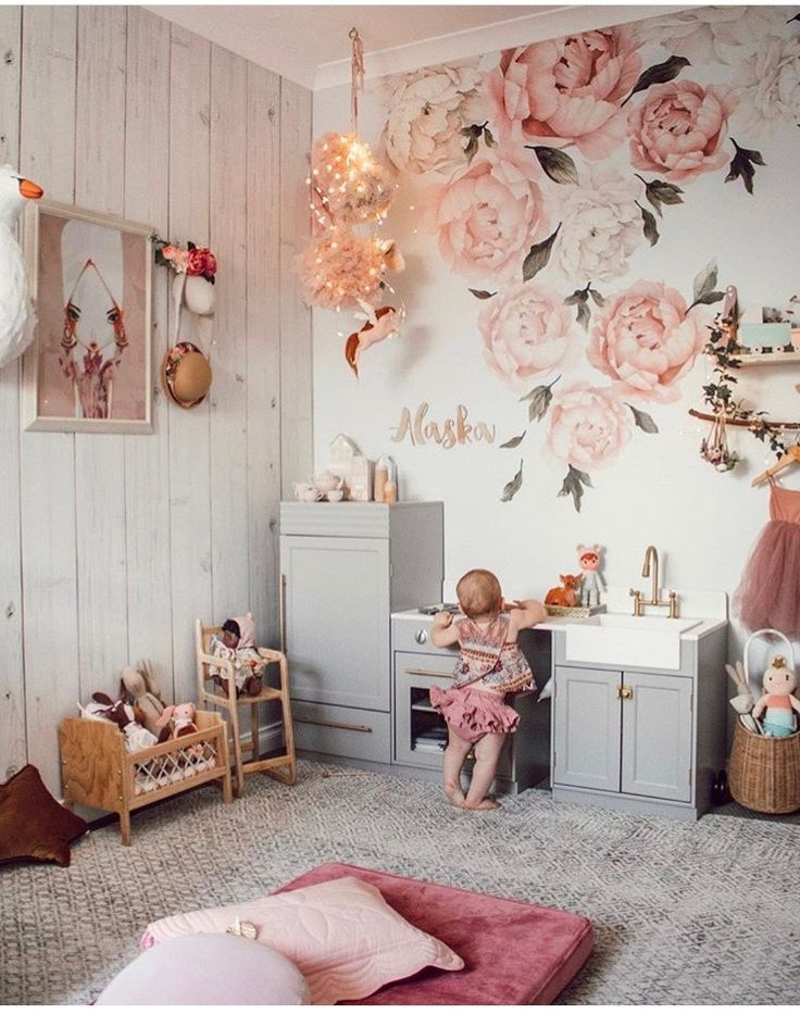 Pin On Girls Room Unisex bedroom wallpaper ideas