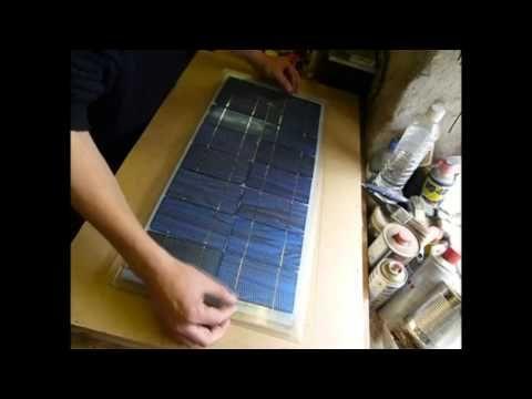Look at this Solar Panels post we just added at http://greenenergy.solar-san-antonio.com/solar-energy/solar-panels/how-to-make-solar-panels-part-1/
