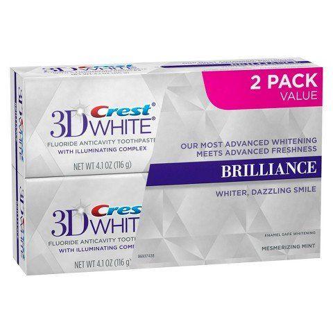 Crest whitestrips 3D Vivid White Tandpasta