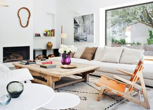 Die besten 25+ Beiges Sofa Dekoration Ideen auf Pinterest Beige - moderne wohnzimmer beige