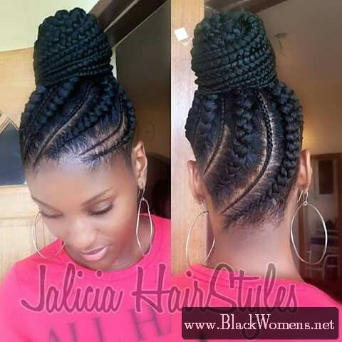 Amazing 17 Best Images About African American Braids On Pinterest Hairstyles For Women Draintrainus
