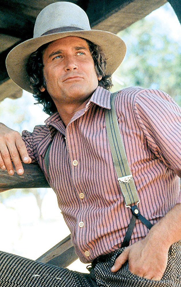 Michael Landon in Little House on the Prairie (1974)
