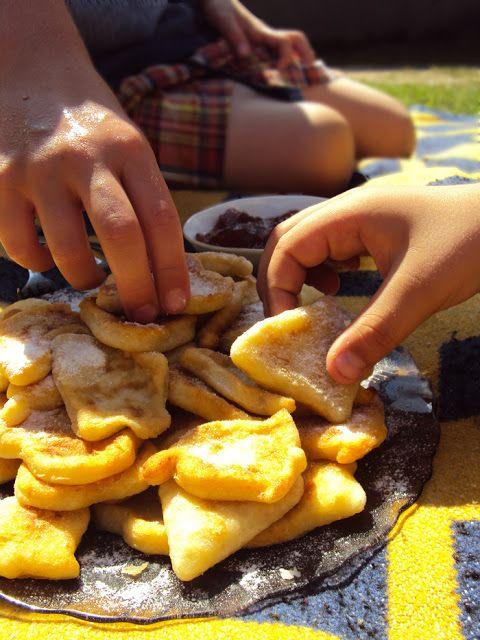 Ja jem – blog kulinarny ze smakiem: Placki ziemniaczane z gotowanych ziemniaków…