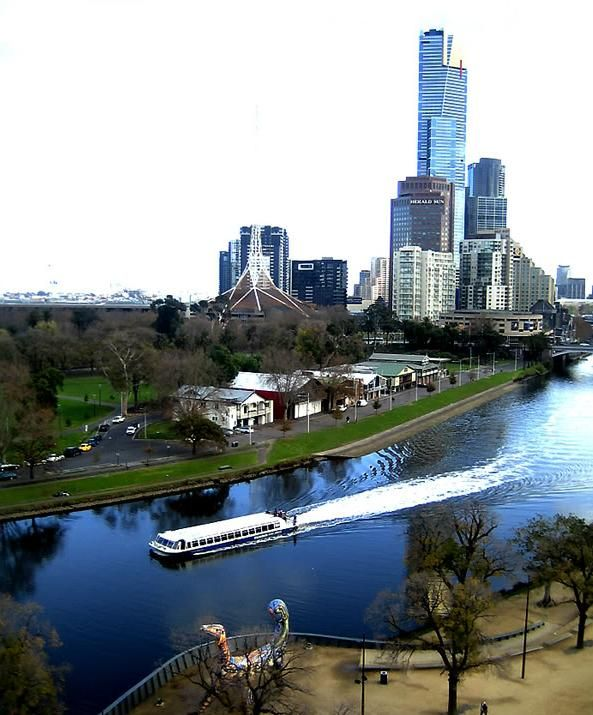 August 31,1835 – Melbourne is founded. | ... Beautiful Cities of the World: World Famous City, Melbourne, Australia