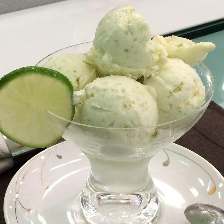 Sorvete de Limão | Doces e sobremesas > Receitas de Sorvete | Mais Você - Receitas Gshow