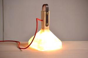 Fiber lamp by MÚK