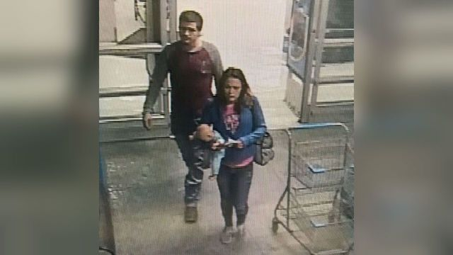 Roane County Sheriff's Department Search for Suspects in Walmart