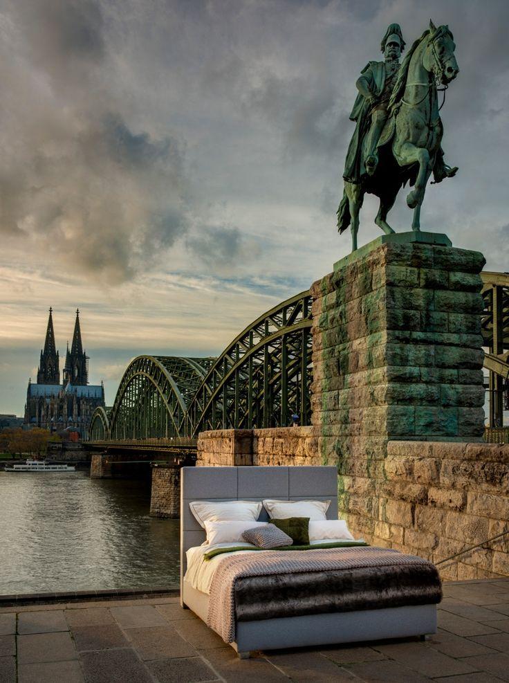 Treca Interiors Paris bed in Cologne