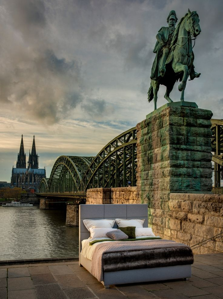 Treca Interiors Paris bed in Cologne