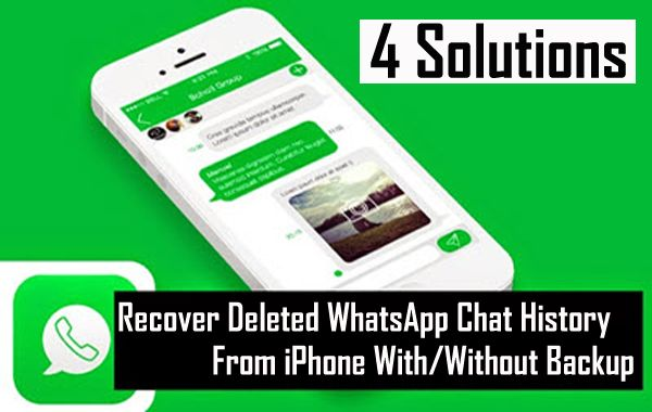 whatsapp backup iphone without icloud