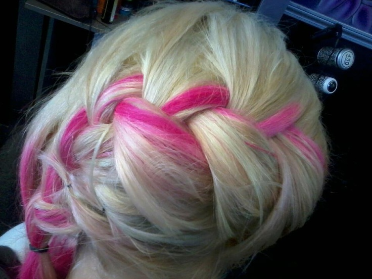 X Factor Singer Amelia Lily Used To Have A Blue And Pink: 17 Best Images About Hair On Pinterest