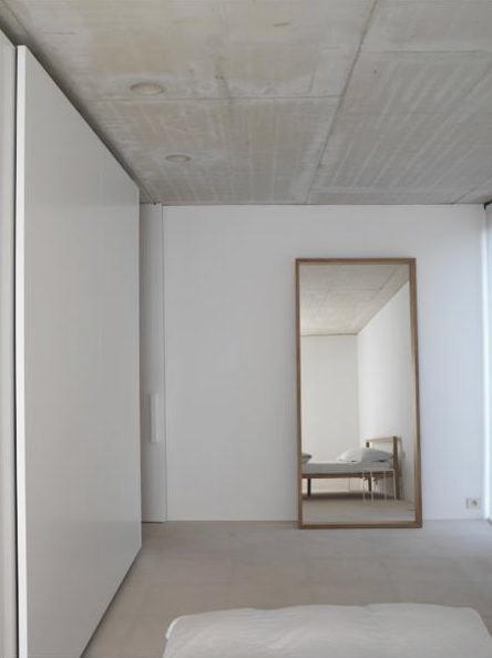 love this oversized sliding door