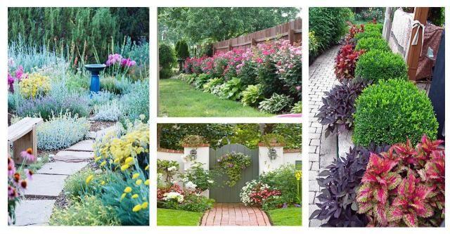 Kwiaty i rośliny to niezbędne elementy w każdym ogrodzie. Dzięki nim tworzy się specyficzny klimat. #ogród #kwiaty #rośliny #inspiracje #pomysły #aranżacja
