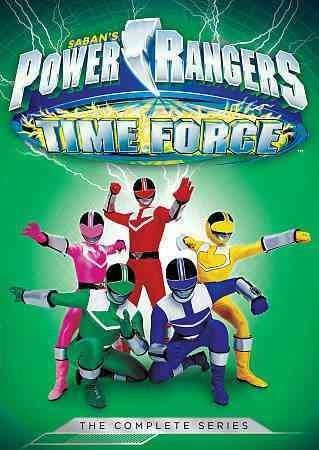 Power Rangers: Time Force Complete Ser
