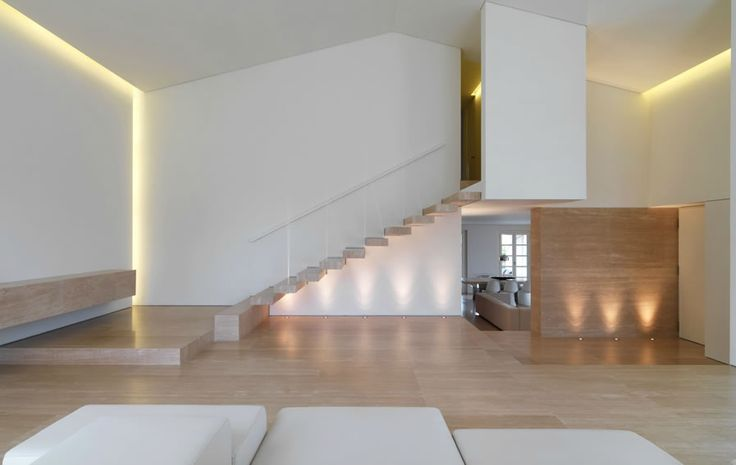 Soldati House. Carrara, Italy. A project by Victor Vasilev.  The house is breathtaking. It is minimal, clean and super elegant. Definitely a great place to live ;)