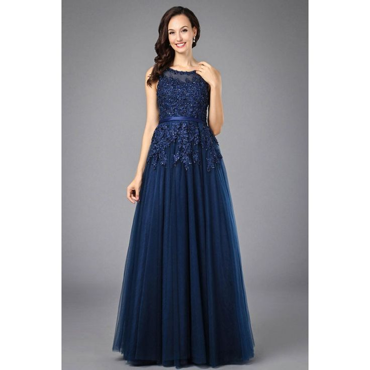 Dlhé princeznovské šaty s čipkou