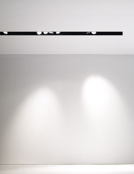 Deep by B.Lux, recessed lighting system.