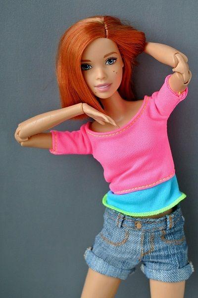 Новая стрижка Райли (и остроухий бонус) / Куклы Барби, Barbie dolls - коллекционные и игровые / Бэйбики. Куклы фото. Одежда для кукол