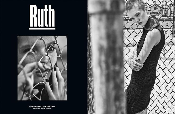 Ruth (Dazed Magazine)
