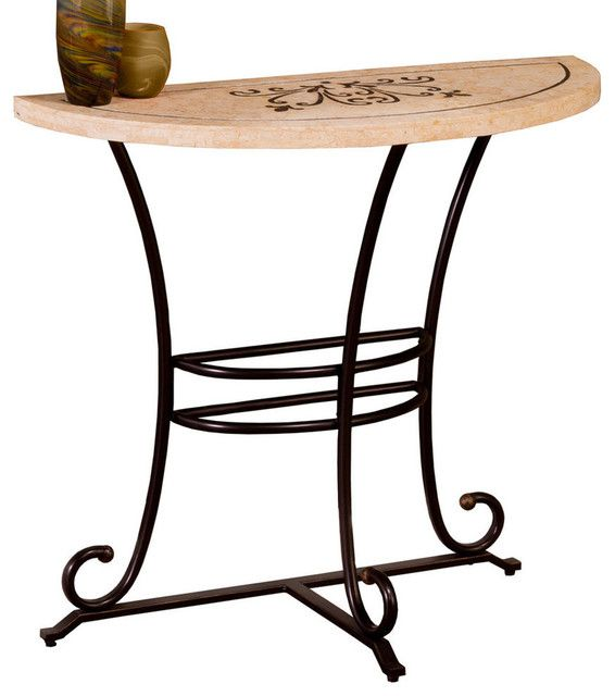 16 Outstanding Hillsdale Montello Console Table Pic Ideas