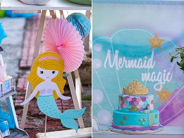 fantastic   mermaid them baptism