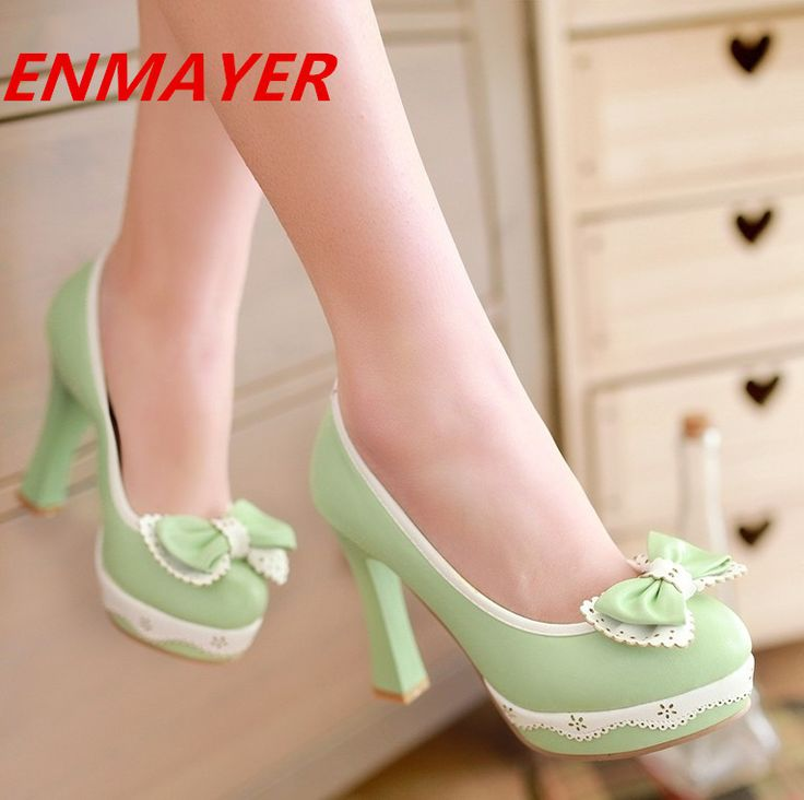 Cheap shoes hight, Buy Quality shoe shoe directly from China shoes fall Suppliers:                     ENMAYER free shipping high quality low heel uppers leather lady's casual dress shoes women