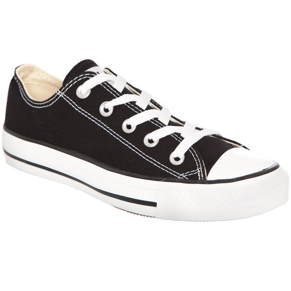 Converse Chuck Taylor All Star Low ($70) ❤ liked on Polyvore