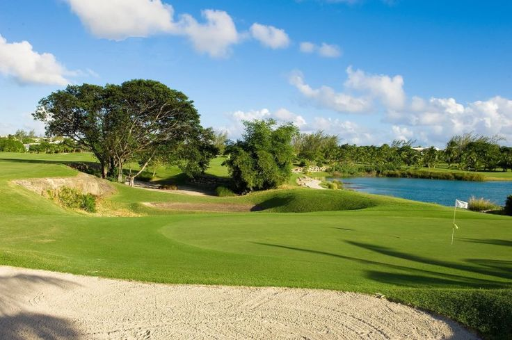 The 18 hole course at Barbados Golf Club features gently rolling hills and wide open fairways with magnificent trees and beautiful lakes...