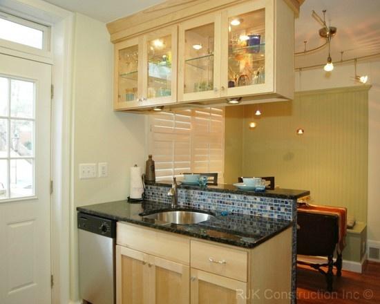 Maple Cabinets Kitchen Paint