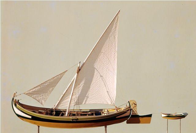 Culé ou Barco d' Água Acima (Rio Tejo)   Embarcações Tradicionais   Portuguesas   Cule - Barco dagua acima   Dorna