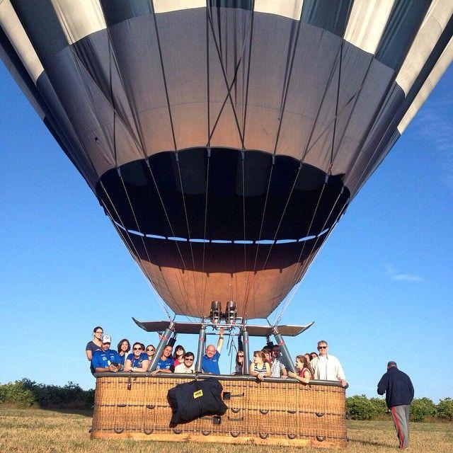 Hot Air Balloon Ride - Orlando Balloon Rides | Groupon