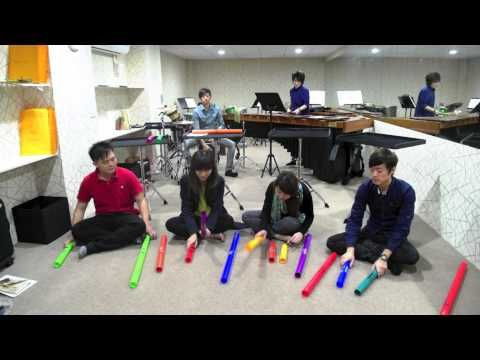 """""""LET IT GO"""" 乎伊去- Frozen (COVER by Punch 打擊樂團 / Punch Percussion Group) ->>> get out the chromatics!!!"""