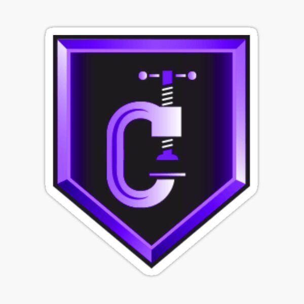 Clamps Nba 2k Badge Basketball